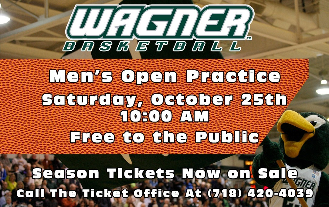 Bball open practice splash page