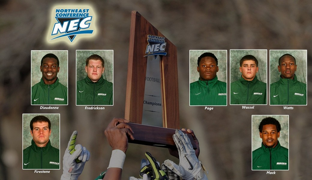 2014 All-NEC FB Team