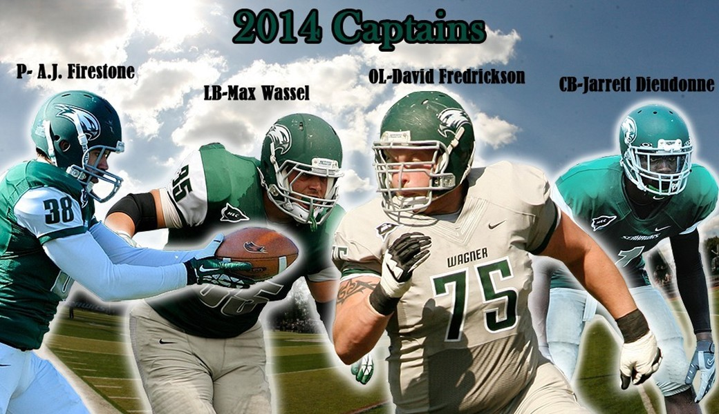 2014 Football Captains Release