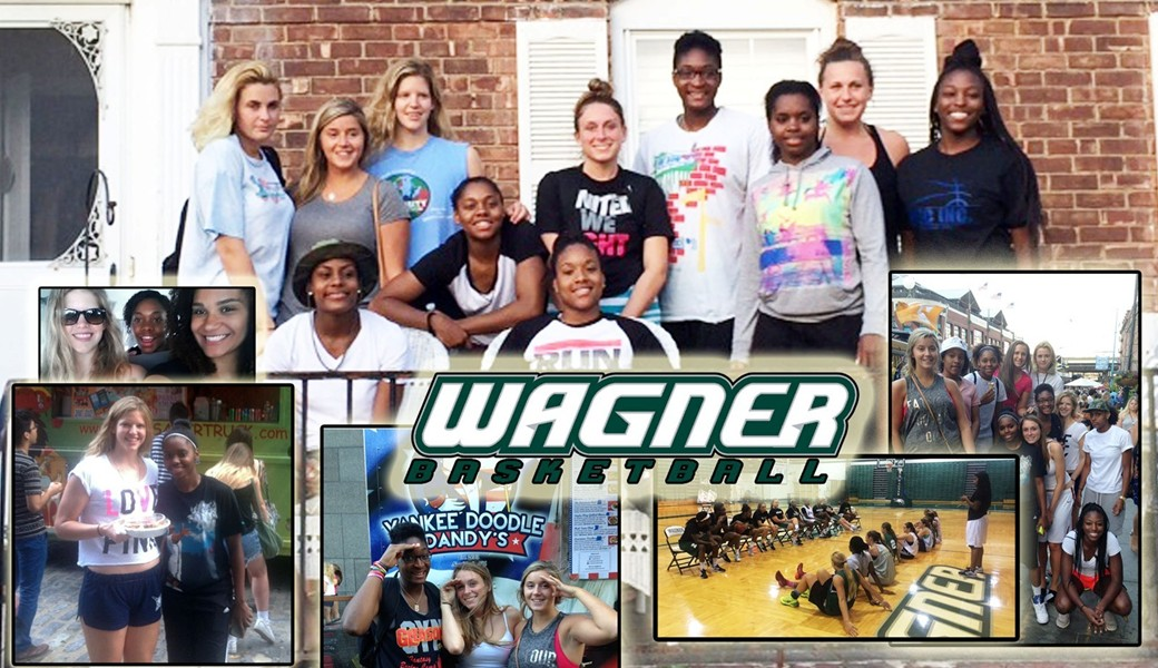 Women's Basketball Summer 2014