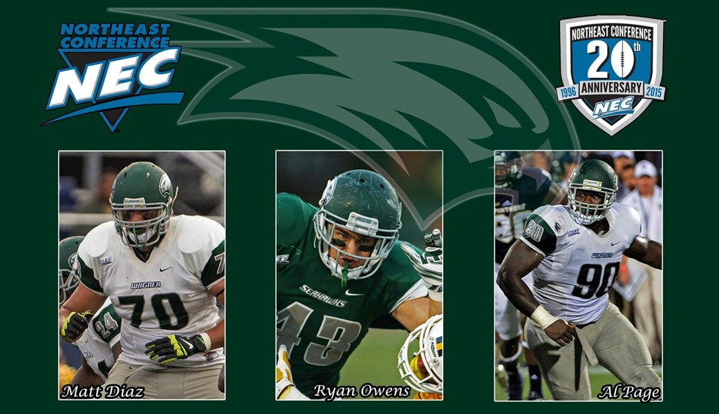 2015 NEC Preseason Football Poll